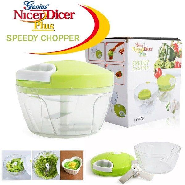 Tocator manual pentru legume Speedy Chopper Plus 1