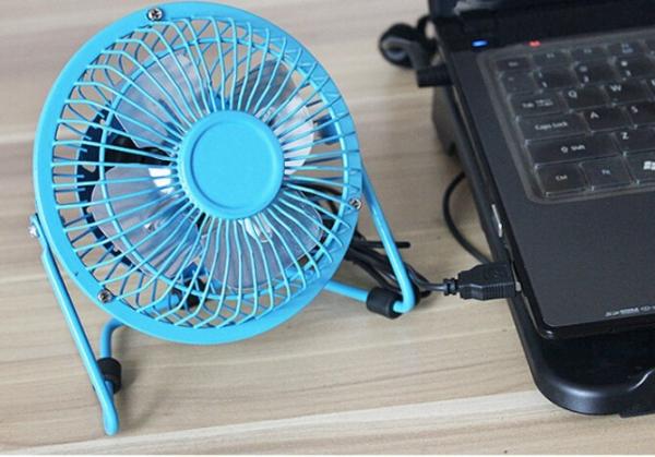 Ventilator pentru birou alimentare usb 1