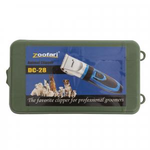 Aparat de tuns animale Zoofari DC-28 cu acumulator inclus [3]