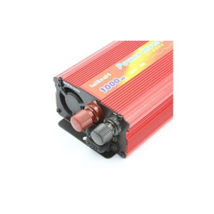 Invertor tensiune 12V-220V Lairun cu 1000 W si putere continua 665 Watt [2]