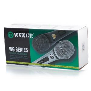 Microfon dinamic cu fir profesional WVNGR WG-383