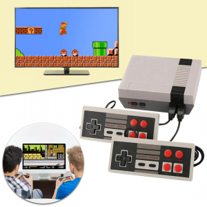 Consola de jocuri Retro pe televizor, cu 620 de jocuri incluse [3]