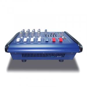Mixer profesional cu amplificare 200W si 4 canale PMX402D-USB3