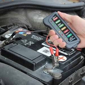 Tester de alternator si stare baterie Auto 12 V [1]