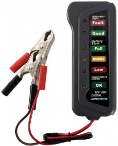 Tester de alternator si stare baterie Auto 12 V [0]