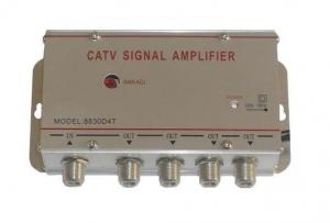 Amplificator semnal tv terestru cu 4 canale1