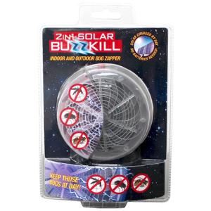 Aparat cu ultraviolete pentru insecte 2 in 1 Solar Buzzkill [0]