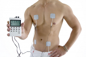 Aparat de electrostimulare profesional TENS si EMS de 4 canale si 50 programe [1]