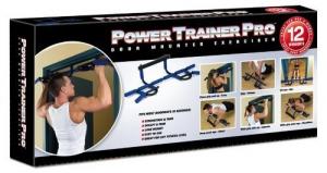 Aparat de fitness pentru exercitii Power Trainer Pro0