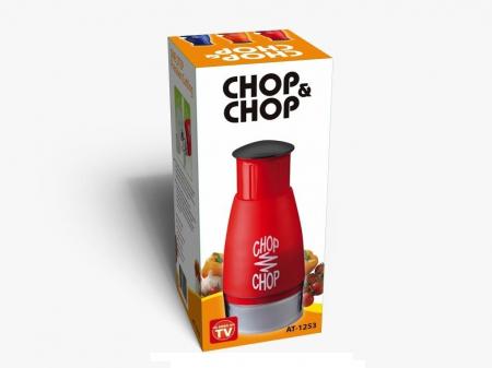 Aparat de maruntit fructe si legume Chop and Chop AT-12533