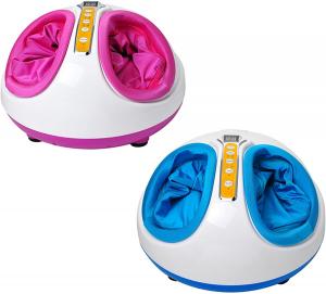 Aparat de masaj pentru picioare cu timer si incalzire Shiatsu Foot Massager [0]