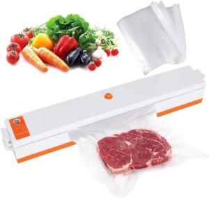 Aparat electric de sigilat si vidat pungi Fresh Pack Pro + Pungi Cadou1