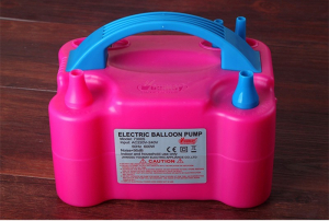 Aparat electric pentru umflat baloane Balloon Pump 730051