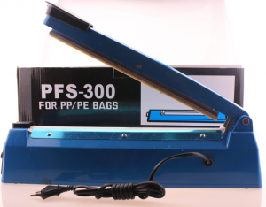 Aparat pentru lipit si sigilat pungi de plastic Impulse Sealer PFS-300P3