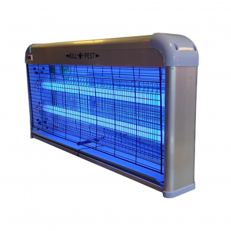 Aparat electric profesional cu Lampa UV Anti-insecte Pest Killer, putere 40 Watt [4]