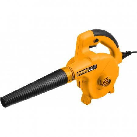 Suflanta si aspirator electric de frunze cu putere 400 Watts, Tolsen 79604 [0]