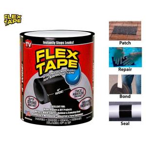 Banda adeziva cauciucata reparatoare Flex Tape [0]