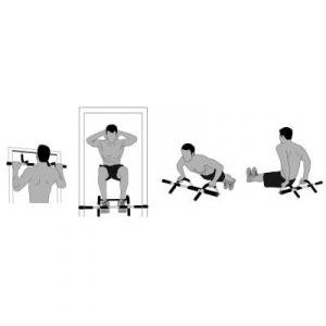 Aparat multifunctional pentru intretinere musculatura Iron Gym5