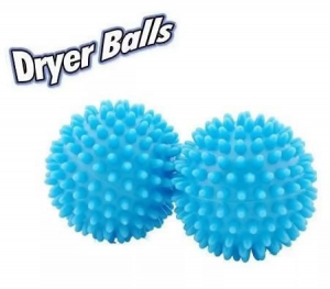 Bile hipoalergenice pentru uscarea si catifelarea rufelor Dryer Balls0