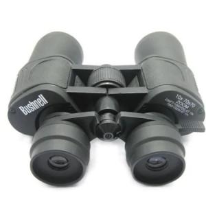 Binoclu profesional cu zoom mare Bushnell 10-70x700