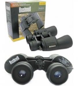 Binoclu profesional cu zoom mare Bushnell 10-70x702
