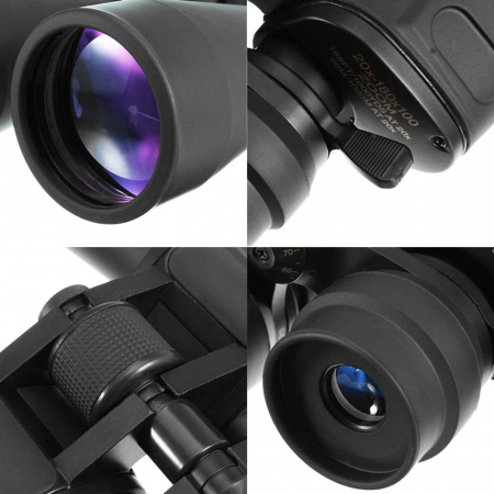 Binoclu profesional cu zoom si reglaj activ, Bushnell 20x-180x100 [3]