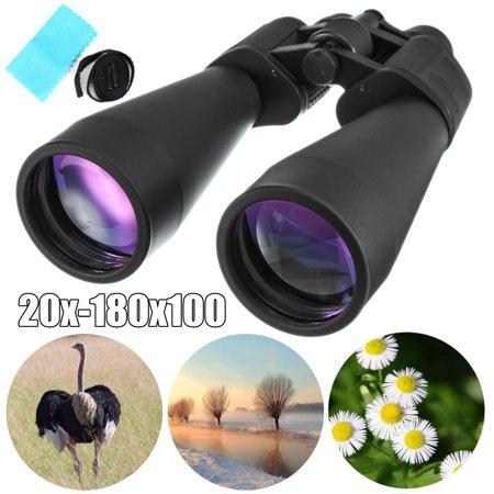 Binoclu profesional cu zoom si reglaj activ, Bushnell 20x-180x100 [2]