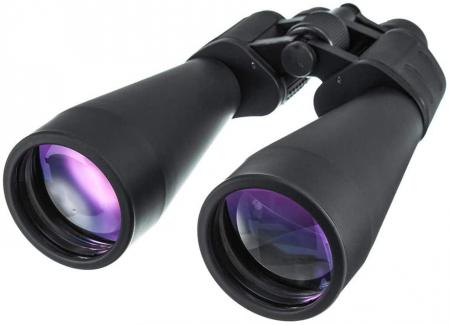 Binoclu profesional cu zoom si reglaj activ, Bushnell 20x-180x100 [0]