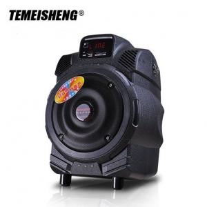 Boxa portabila cu stick USB si SD-card Temeisheng Q6 [0]