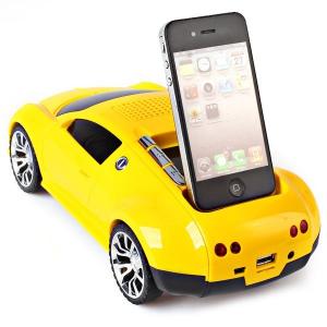 Boxa portabila masina cu citire de pe Iphone and Ipod S12B0