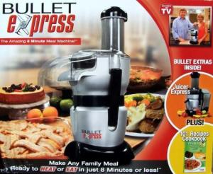 Bullet Express Robot de bucatarie1