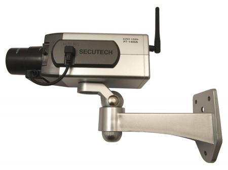 Camera falsa cu senzor de miscare PT-1400A, unghi rotatie 45 grade [3]