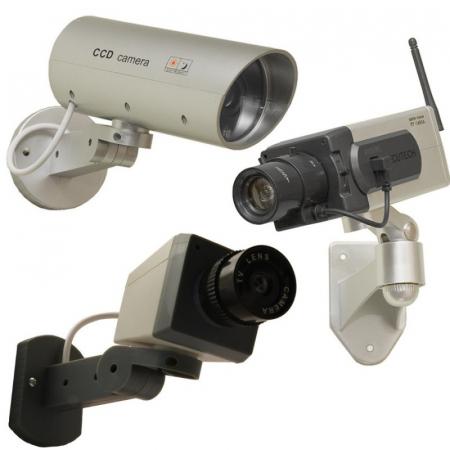 Camera falsa cu senzor de miscare PT-1400A, unghi rotatie 45 grade [5]