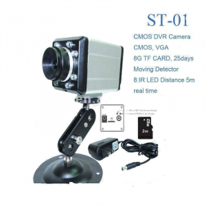 Camera video cu card SD si IR ST-011