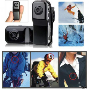 Mini camera video spion portabila Mini DV Voice Recorder5