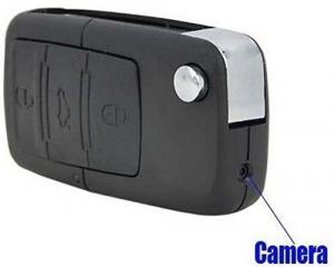 Camera video spion tip breloc cheie auto DVR S8180