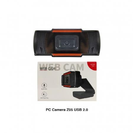 Camera web Full HD 1080P cu microfon incorporat, USB 2.04