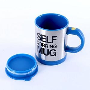 Cana cu amestecare automata pentru ness Self Stirring Mug2