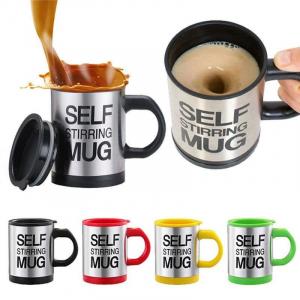 Cana cu amestecare automata pentru ness Self Stirring Mug1