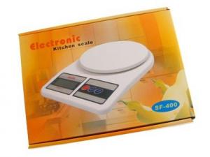 Cantar de bucatarie digital SF-400 5 kg [0]