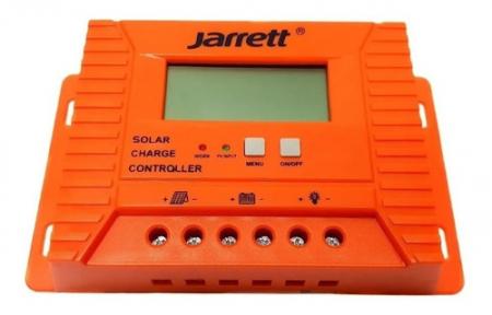Controller 40 A Jarrett,pentru panou solar cu afisare LCD si iesire USB 5V-2A2