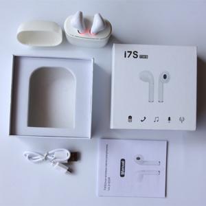 Casti wireless cu acumulator i7S TWS [1]
