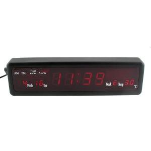 Ceas digital cu LED-uri CX-8081