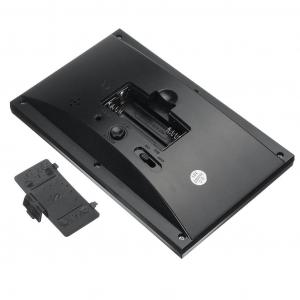 Ceas electronic digital cu ecran LCD si control vocal senzor acustic DS-8082 [6]