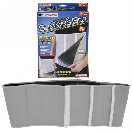 Centura de slabit reglabila in 5 trepte Slimming Belt Adjustable4