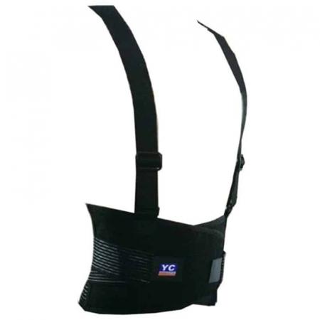 Centura lombara pentru spate cu bretele, Waist Support YC-6135 [2]