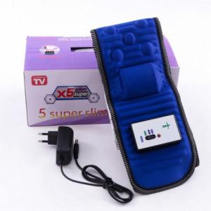 Centura pentru masaj corporal cu vibratii si tonifiere X5 Super Slim3