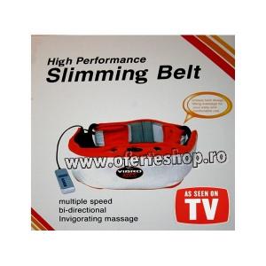 Centura Vibro Shape Slimming Belt cu vibromasaj 1
