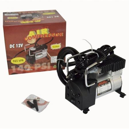 Compresor auto 12V / 7 bar 965 kPA,alimentare la mufa auto 12V [1]