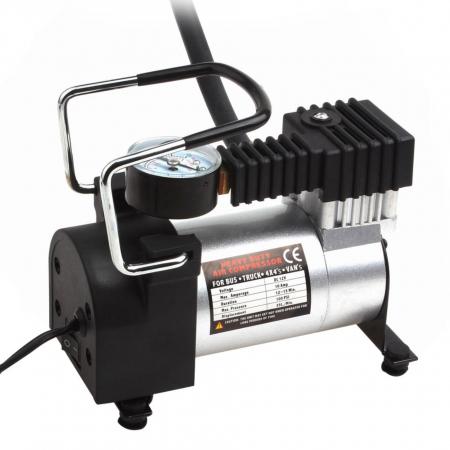 Compresor auto 12V / 7 bar 965 kPA,alimentare la mufa auto 12V [2]